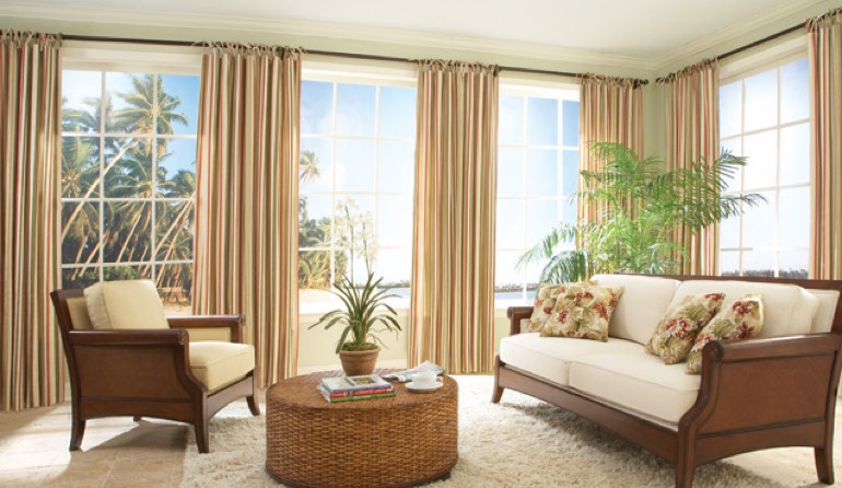 Window Drapes In Fort Myers, FL