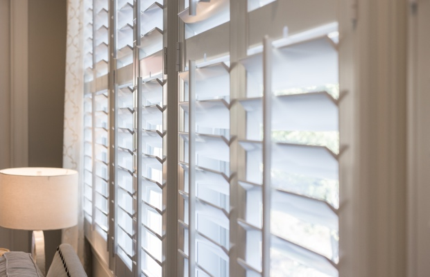 Fort Myers faux wood shutters