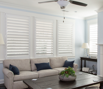 Shutters in Fort Myers give you light control