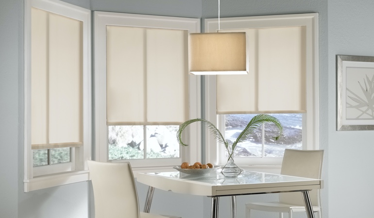 Fort Myers solar roller shades