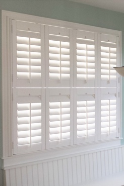 Fort Myers Studio Plantation Shutters