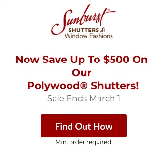 Sale on Fort Myers Polywood Shutters