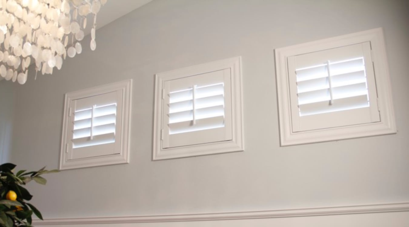 Fort Myers small window shutters