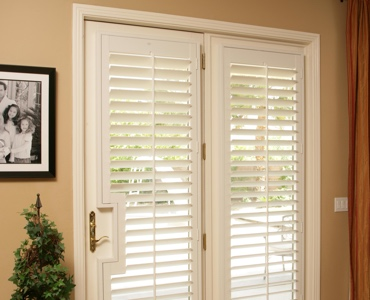 Fort Myers french door shutters