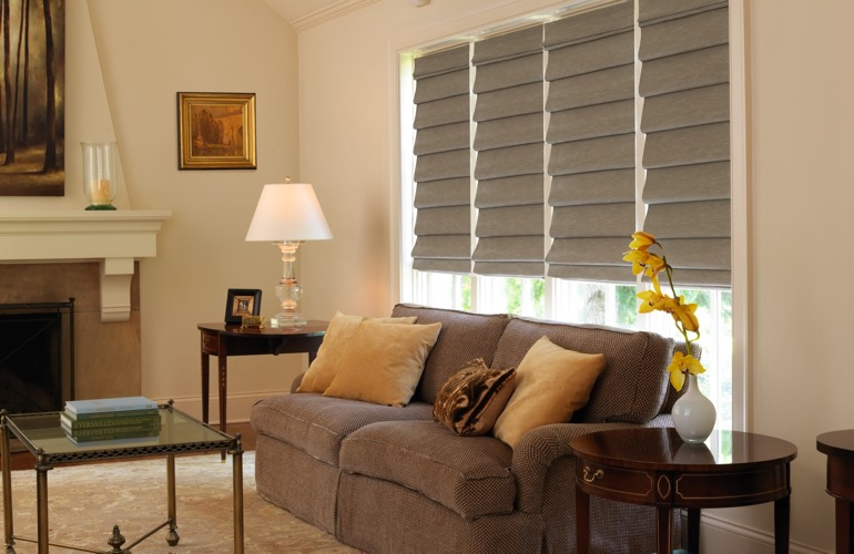incredible living room window treatments | Your Guide To Living Room Window Treatments In Fort Myers ...