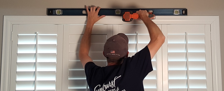 Fort Myers shutter installation window measuring