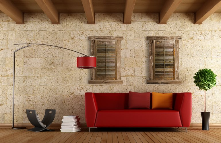 Hottest Window Treatment Trends In Fort Myers: Reclaimed Wood Shutters